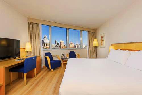 Hotel Tryp Center   Castellón de la Plana: hoteles y apartamentos